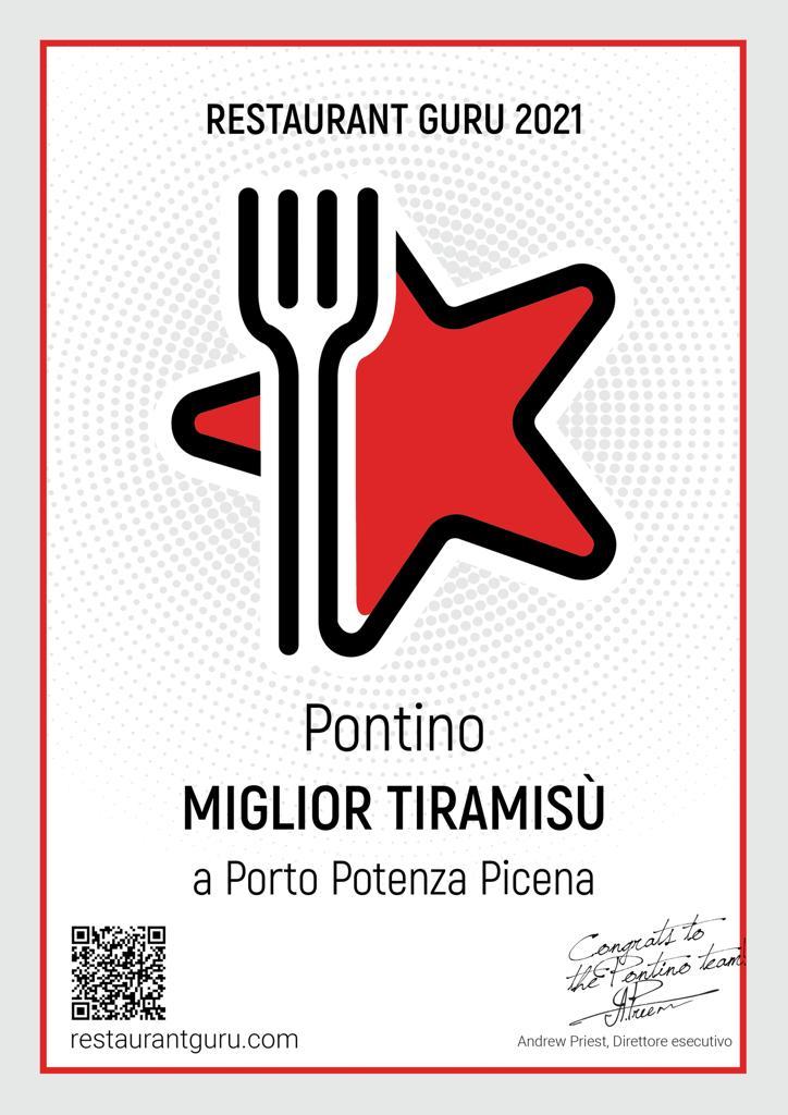 Il Pontino Catering: Miglior dolce Tiramisù